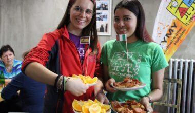 ESC dobrovolníci v TYMY během nouzového stavu