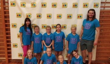 Příměstské tábory v Tymy zahájili sportovci + gymnastky