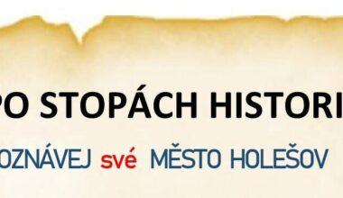 Po stopách historie v Holešově