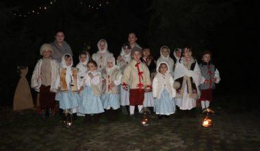 Tradiční koledování na Zlatou neděli se Zrníčkem