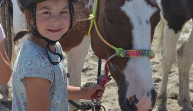 Prázdniny na koni