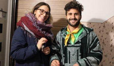 Dobrovolníci Zuela a Fernando